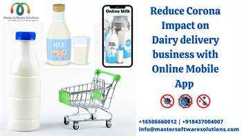 Milk Delivery Software