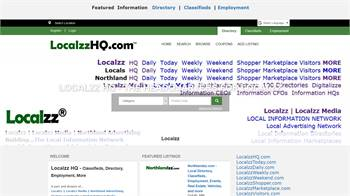 Localzz HQ - Directory, Classifieds, Employment