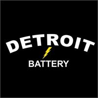Detroit Battery S88.00 Car  Battery